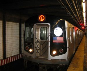 L Train, New York City, subway, G.L.O.C.