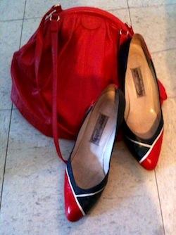 Jessica Delfino shoes