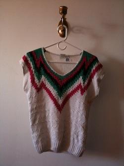 Jessica Delfino sweater